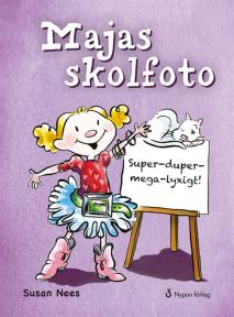 Cover for Majas skolfoto