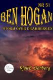 Cover for Ben Hogan - Nr 51 -  Storm över Drakbergen