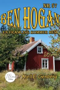 Cover for Ben Hogan  Nr 57  En främling kommer hem