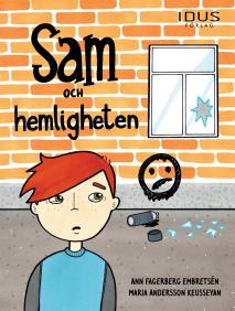 Cover for Sam och hemligheten