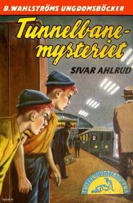 Cover for Tvillingdetektiverna 11 - Tunnelbane-mysteriet