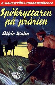 Cover for Svarta Höken 3 - Spökryttaren på prärien