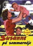 Omslagsbild för Fröken Språkfåle 23 - Susanne på sommarnöje