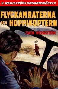 Cover for Flygkamraterna 8 - Flygkamraterna och hoppikoptern