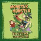 Cover for Monster Monster - Den köttätande tentakelväxten