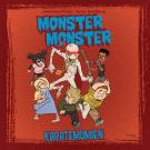 Cover for Monster Monster - Karatemumien