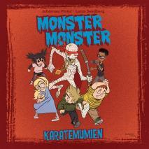 Cover for Monster Monster - Karatemumien