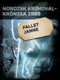 Omslagsbild för Fallet Janne