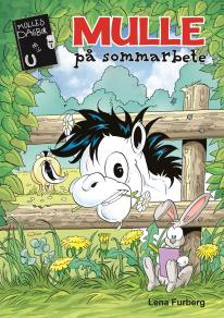 Cover for Mulle på sommarbete