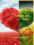 Omslagsbild för Hjärtats två sidor: En diktsamling om kärleken