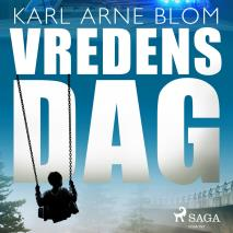 Cover for Vredens dag