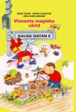 Cover for Vincents magiska värld
