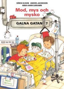 Cover for Mod, mys och mysko