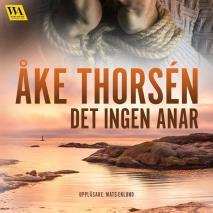 Cover for Det ingen anar