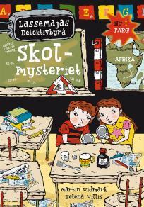 Cover for Skolmysteriet