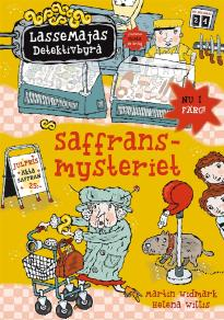 Cover for Saffransmysteriet