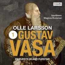 Omslagsbild för Gustav Vasa, del 1