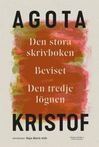 Cover for Den stora skrivboken/Beviset/Den tredje lögnen
