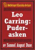 Omslagsbild för Leo Carring: Puderasken. Detektivhistoria. Återutgivning av text från 1916