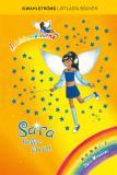 Omslagsbild för Ädelstensälvorna 6 - Sara safirälvan