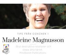 Cover for Tips från coachen - Bryt destruktiva relationer och skapa äkta kärlek