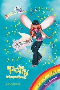 Cover for Musikälvorna 1 - Polly pianoälvan
