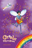 Omslagsbild för Musikälvorna 2 - Greta gitarrälvan