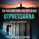 Bokomslag för Utpressarna: En Roland Hassel-deckare