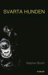 Omslagsbild för Svarta hunden