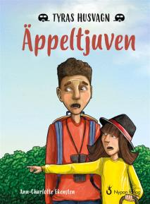Cover for Tyras husvagn: Äppeltjuven