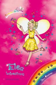 Omslagsbild för Prinsessälvorna 5 - Elsa kalasälvan