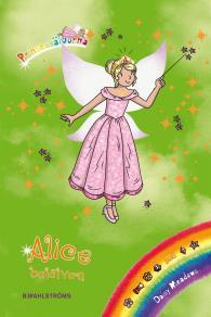 Omslagsbild för Prinsessälvorna 7 - Alice balälvan