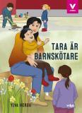 Omslagsbild för Tara är barnskötare