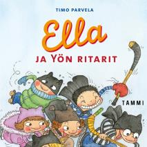 Cover for Ella ja Yön ritarit