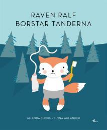 Cover for Räven Ralf borstar tänderna
