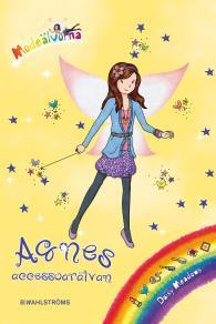 Omslagsbild för Modeälvorna 2 - Agnes accessoarälvan