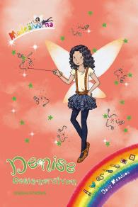 Omslagsbild för Modeälvorna 3 - Denise designerälvan
