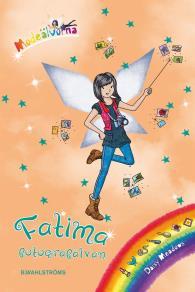 Omslagsbild för Modeälvorna 6 - Fatima fotografälvan