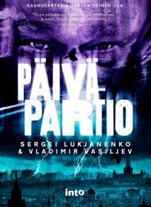 Cover for Päiväpartio