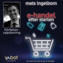 Cover for E-handel efter starten