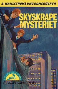 Cover for Tvillingdetektiverna 34 - Skyskrape-mysteriet