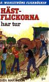 Omslagsbild för Hästflickorna 2 - Hästflickorna har tur