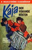 Omslagsbild för Kaja 8 - Kaja och viskande rösten