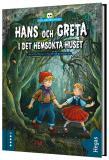 Omslagsbild för Hans och Greta i det hemsökta huset