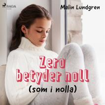 Cover for Zero betyder noll