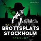Omslagsbild för Best of Brottsplats Stockholm