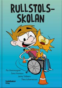 Cover for Rullstolsskolan