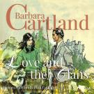 Omslagsbild för Love and the Clans (Barbara Cartland's Pink Collection 89)