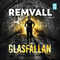 Cover for Glasfällan