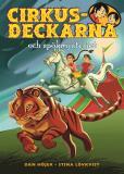 Cover for Cirkusdeckarna och spökmysteriet